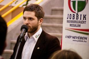 A nap poénja: Király András Jobbik (ex) szóvivő