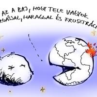Két bolygó beszélget