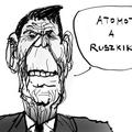 Aranyajkú Ronald Reagan