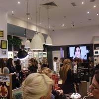 The Body Shop VIP Smink Workshop Pohorelli Bettivel! :)