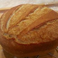 Autolizálással készült legyezős kenyér