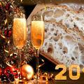 Óévbúcsúztató kenyérkék