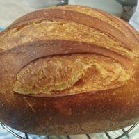 Pityókás legyezős kenyér