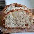 Aludttejes-burgonyapelyhes hibrid kenyér