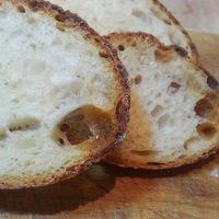 Hétvégi vadkovászos kenyerem