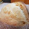 Sörélesztős-kovászos hibrid kenyér