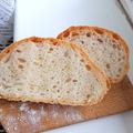 Anyakovászos hibrid kenyér