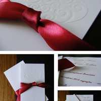 Anna és Zoltán - esküvői meghívó