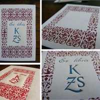 Ex libris: K Zs