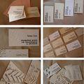 Traktoros névjegykártya nyomtatása és domborítása