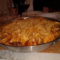 A rizses hús és a puding