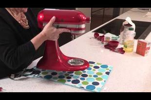 Hogy a KitchenAid robotgép ne veszítse el a fejét