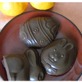 Házilag készített csokitojás kétbalkezeseknek