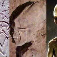 A Földbolygó földönkívüli uralkodóinak emléke?