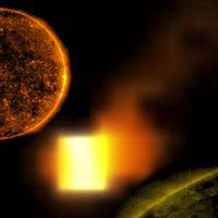Ismét felbukkant a földméretű űrkocka a Nap közelében?