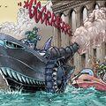 Elég jó kis kritikát találtok a Roboraptoron, köszönjük! :-) Link van a bioban. // Another review on Roboraptor, thank you! :-) Link in bio!  #kittenberger #kittenbergerkálmán #ahiénaátka #újmagyarképregény #magyar #képregény #akció #kaland #fikció #olvasnijó  #kritika #roboraptor #comic #comicbook #hungarian #hun #1900s #review #action #adventure #fiction #steampunk #art