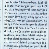 A Magyar Narancs kritikája a képregényről