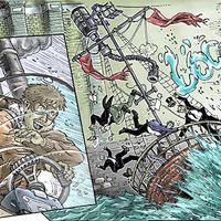 És akkor egy örömhír így a nap végére: jövő tavasszal jön a Kittenberger III.! ;-) // BREAKING! Kittenberger III. is coming! :-) Next spring you can read the last chapter.  #kittenberger #kittenbergerkálmán #képregény #újmagyarképregény #magyar #akció #kaland #izgalom #fikció #comics #hun #hungarian #adventure #action #fiction  #steampunk #1900s