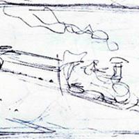 egy kép megszületése - vonat