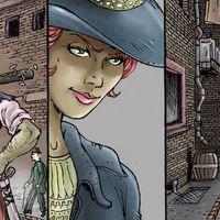 Április 12. és 14. között a Cinemirán is találkozhattok a képregénnyel. :-) // Between 12th and 14th April you can meet with the comics on Cinemira. :-) #kittenberger #képregény #ahiénaátka #cinemira #budapest #hun #comics #adventure #action #fiction #steampunk