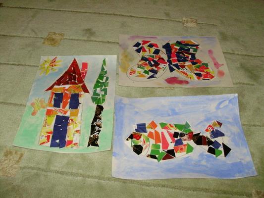 Mozaikkép gyerekeknek
