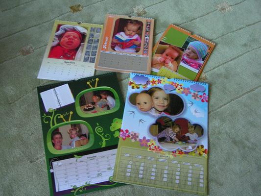 naptár saját készítésű Úgy telt a Karácsony   Kitti és Szonja blogja naptár saját készítésű