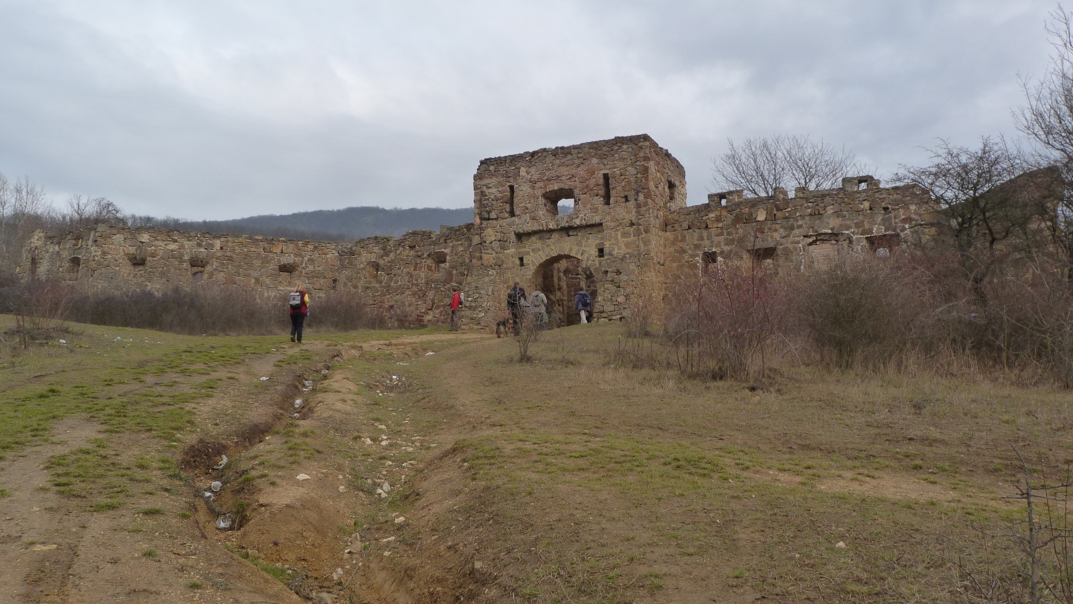 Az Egri vár másolata
