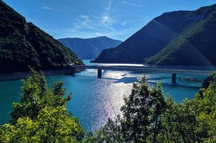 Indulás haza az ébredező Durmitoron keresztül #Montenegró