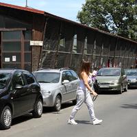 Megújul az uránvárosi piac és környéke Pécsen