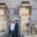 Átfogó felújítási munkálatok vették kezdetét a kismartoni Esterházy-kastélyban
