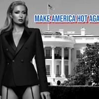 Paris Hilton is indulna az amerikai elnökségért?