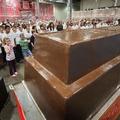Íme, a világ legnagyobb csokija!