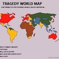 A világ tragédiatérképe