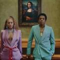 Beyoncé és Jay-Z is segítette a Louvre-t