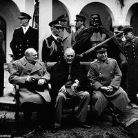 Mit csinált Batman és Darth Vader a II.világháborúban?