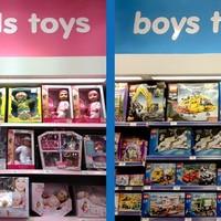 Szexizmus a fiús és a lányos játék?