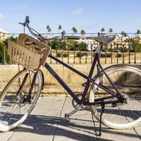 A világ egyik legfurcsább bringája