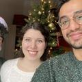 Meghódította a netet egy muszlim férfi első karácsonya