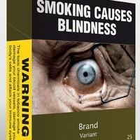 Horrorfotókkal támadják a dohányosokat
