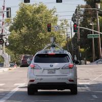 A legnagyobb baj a Google-autókkal