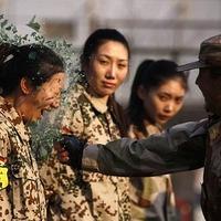 Brutális kínai testőrnőképzés