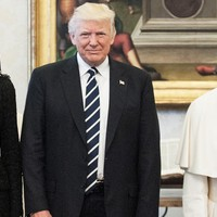 Melania Trump a legkelletlenebb First Lady