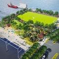 Ilyen lesz Manhattan első nyilvános strandja