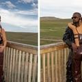Kim Kardashian és Kanye West bizarr fotói