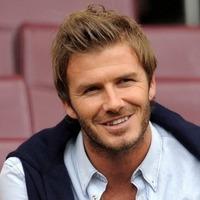 David Beckham, a tökéletes úriember