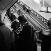 Londoni metrófotók a 70-es évekből