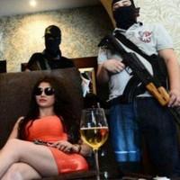 Szexbomba az új mexikói bandavezér