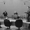 Eladók JFK első tévés vitájának jegyzetei