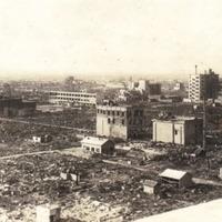 Atomtámadás után - sosem látott képek