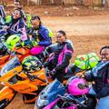 Kenya női motorosbandája